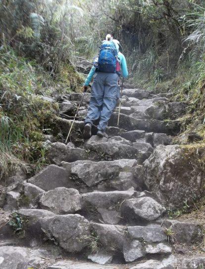 strengthening your legs for hiking