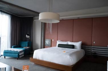 hotel valley ho mid century modern