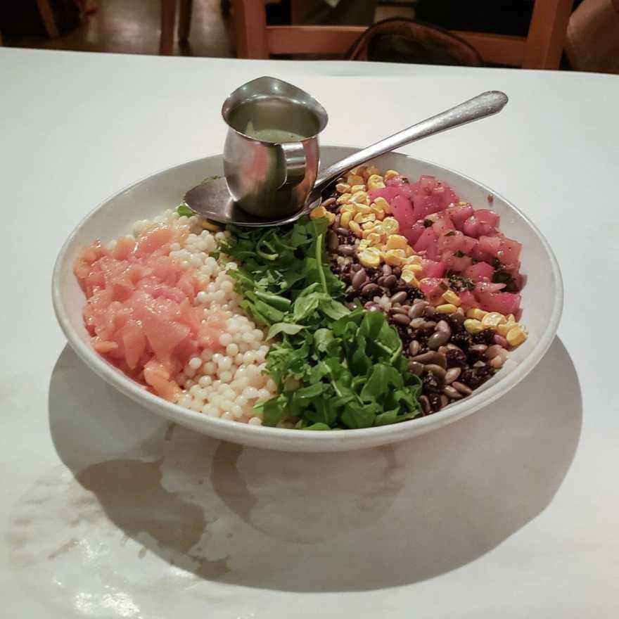 chopped salad renaissance