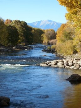 chalk creek salida