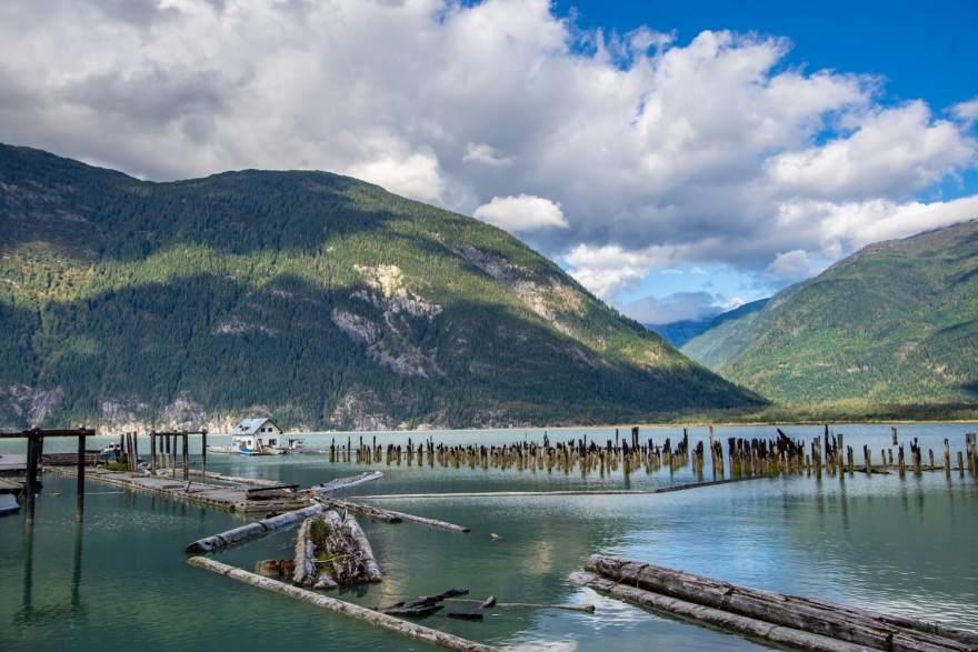 bella coloa wharf