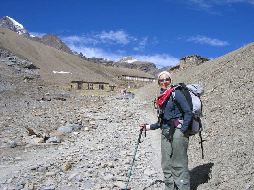 independent hiking annapurna circuit