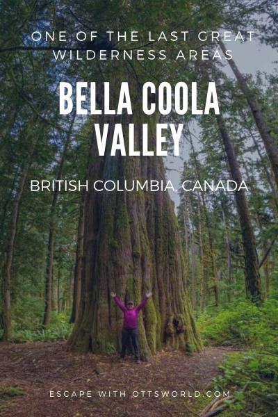bella coola valley wilderness