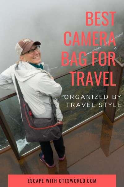 best camera bag for travel sling