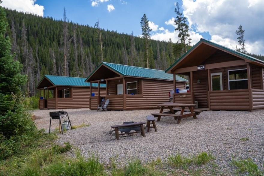 cabins piney lake vail