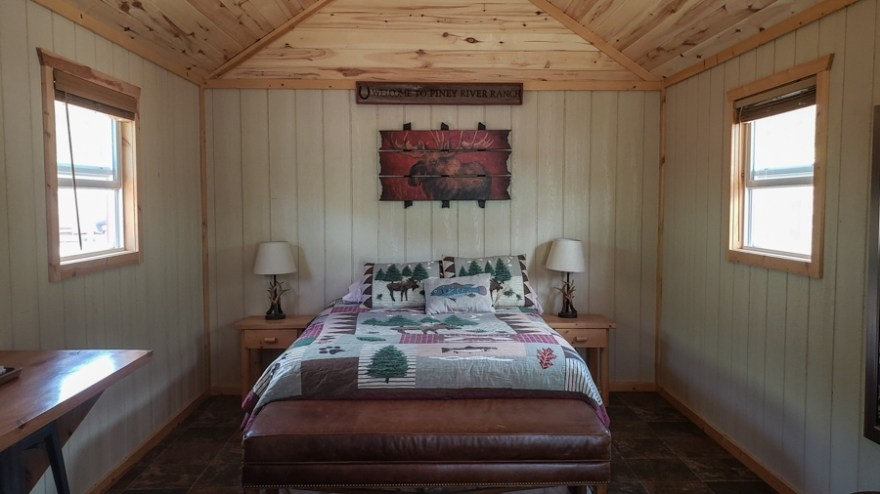 small cabin piney river ranch vail