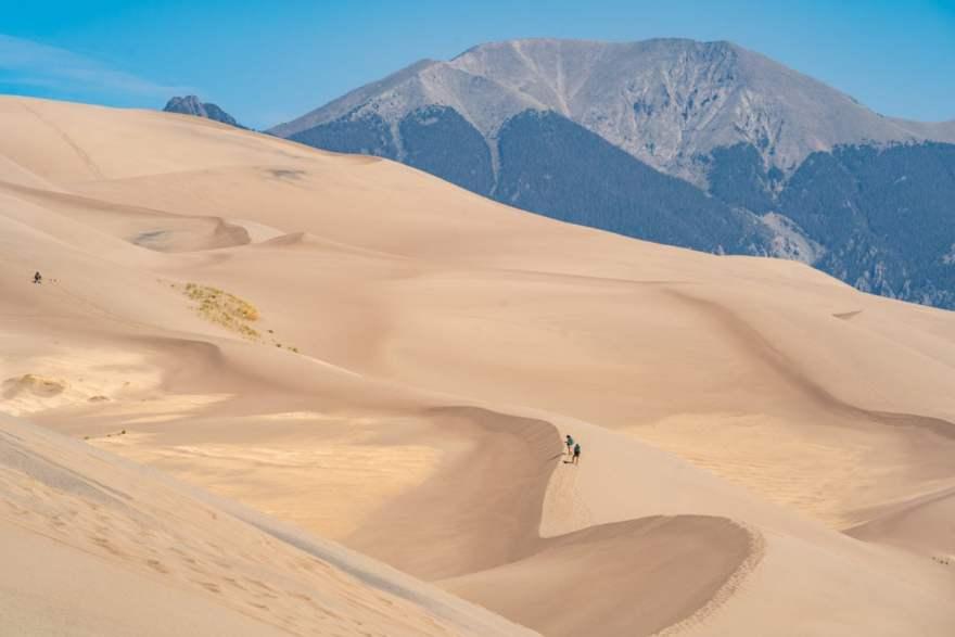 great sand dunes park colorado