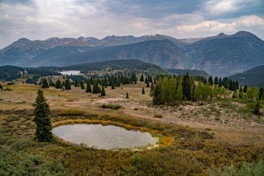 Molas Pass Colorado