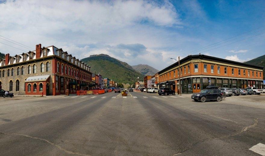 silverton colorado road trip