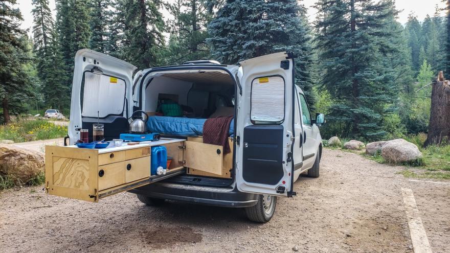colorado campervan rental