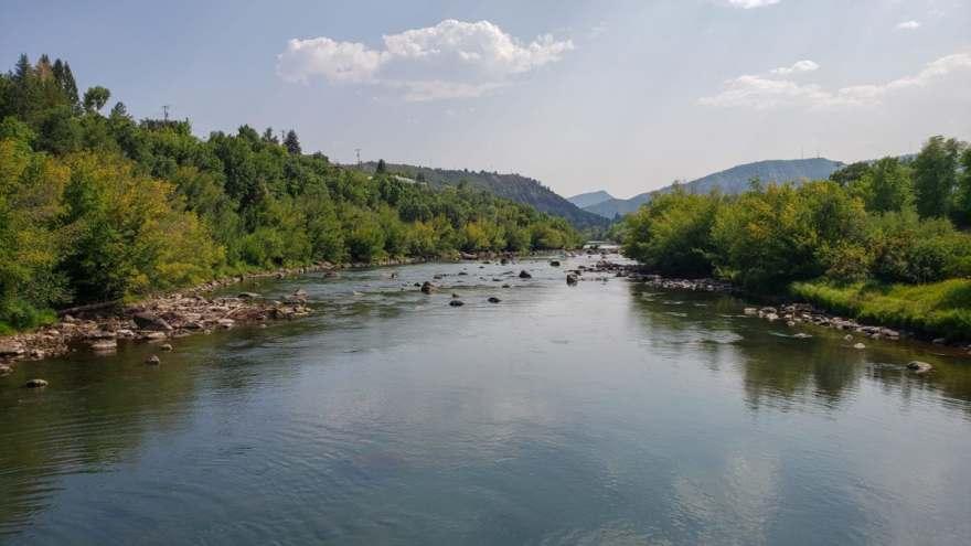 Durango animas river