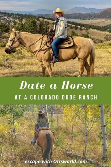 horse riding in northwest colorado
