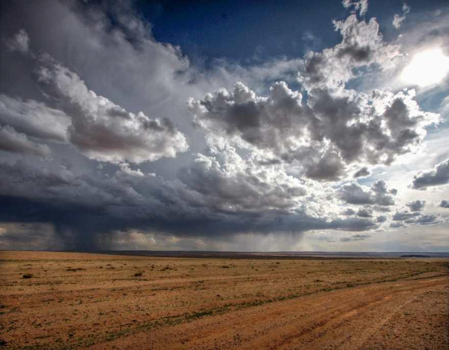 gobi desert storm
