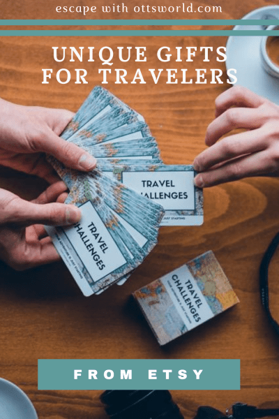travel challenges card game