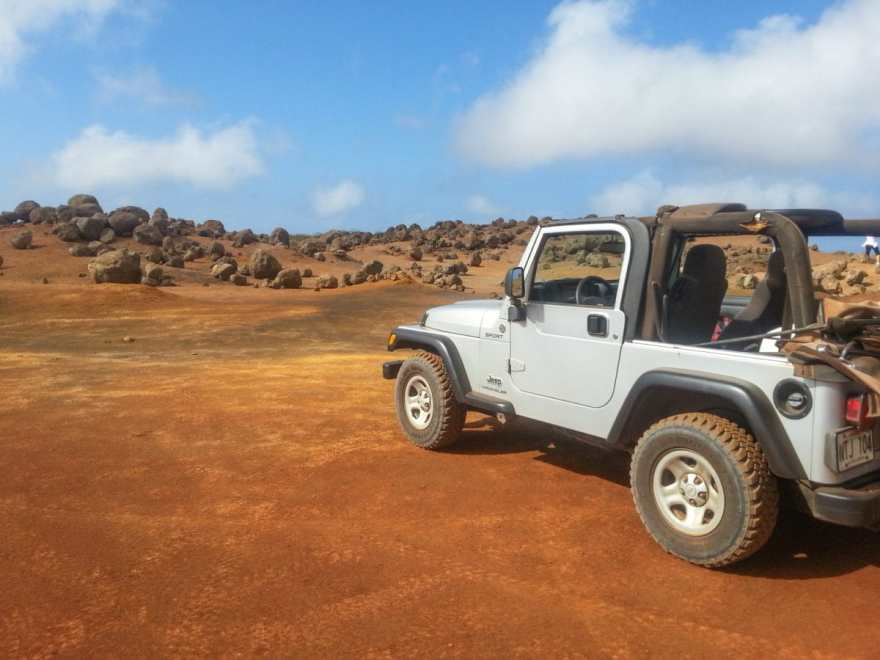 jeep adventures lanai