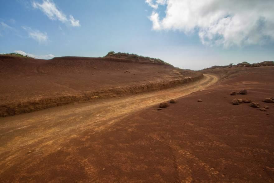 Lanai roads