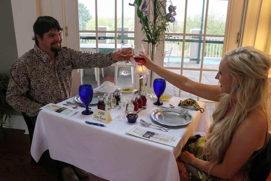dining claremont inn