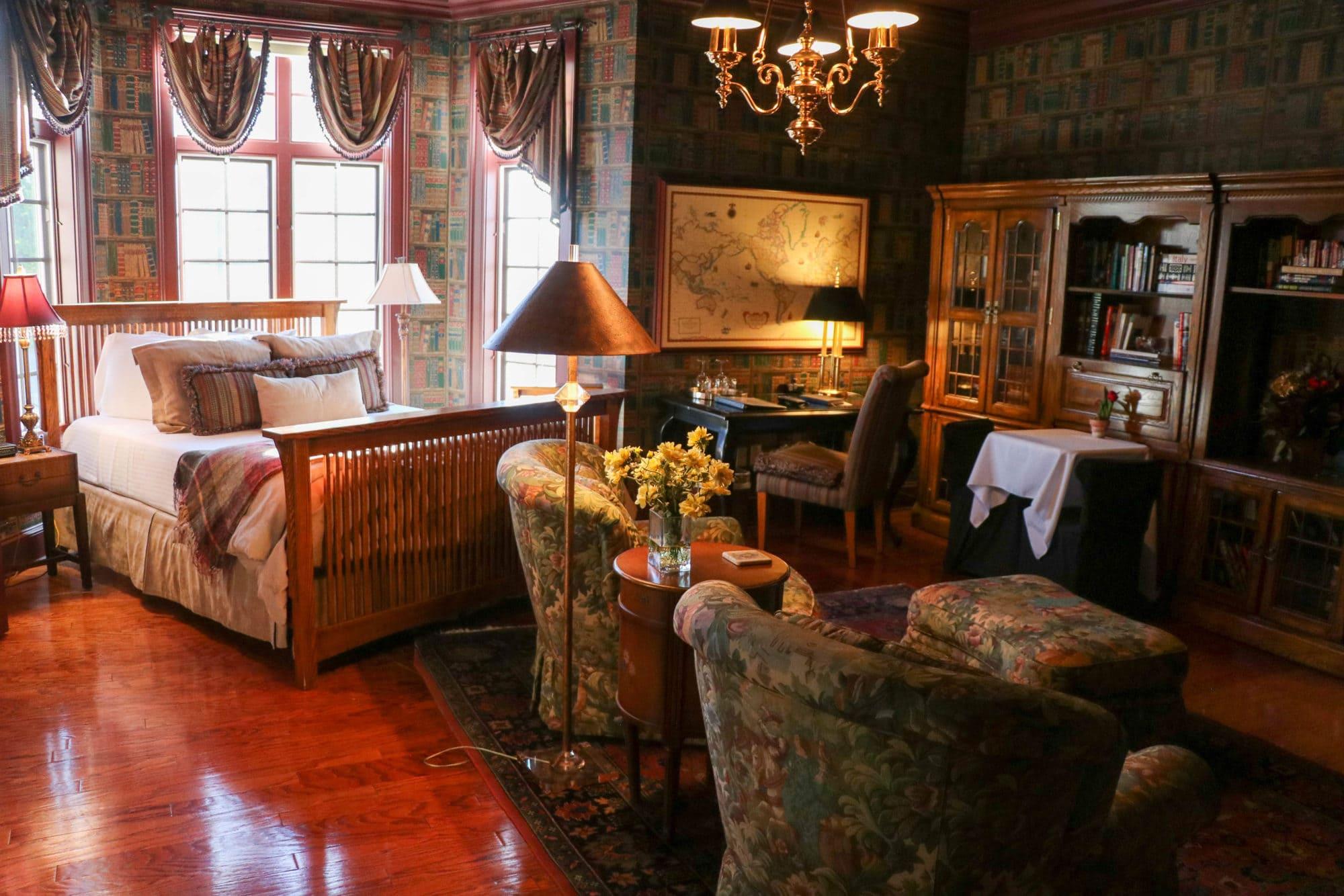 Claremont inn rooms