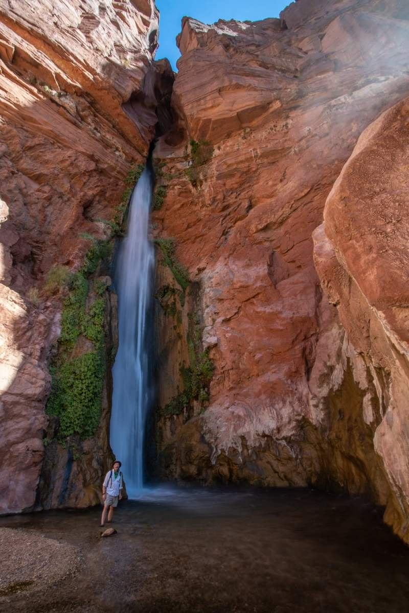 deer creek falls grand canyon