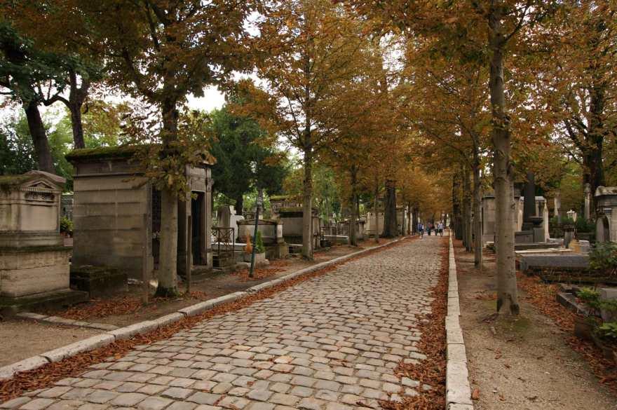 Pere LaChais Cemetery