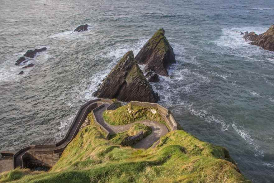 Dunquin Pier Ireland