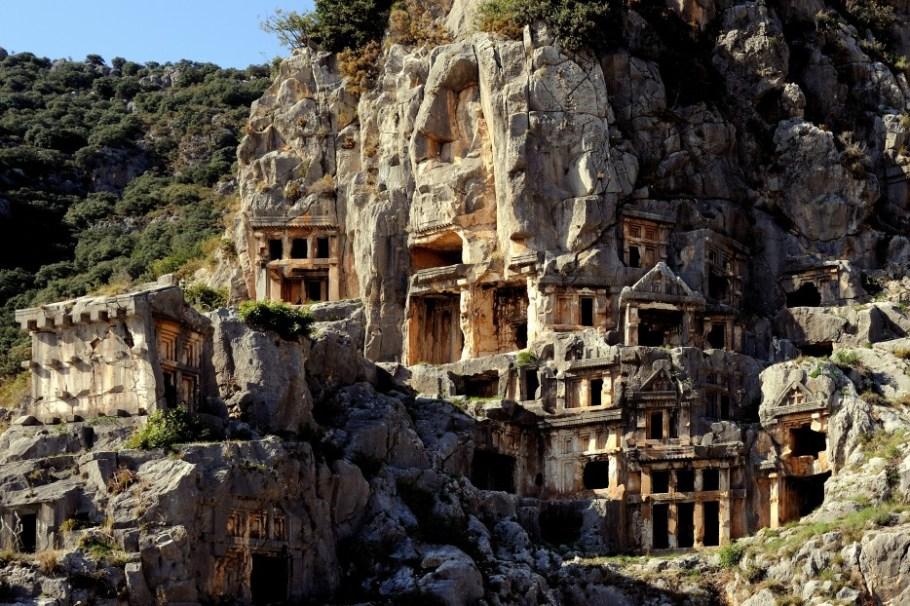 kral-kaya-mezarlari-likya-mugla-turkiye
