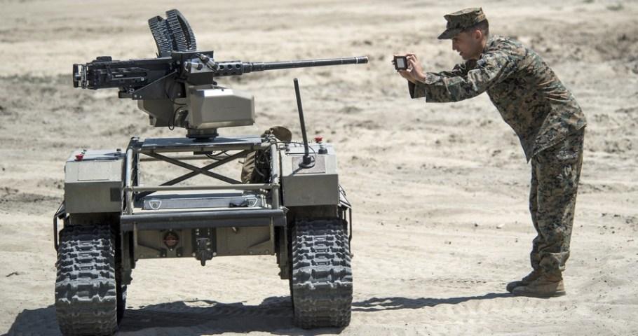 İsrail insansız silah teknolojisi