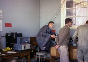 Antenna Testing Using DC3