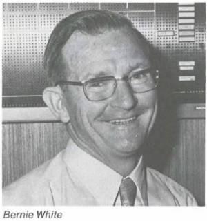 Bernie White 1973