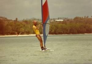 Jim Hulme Wind Surfing