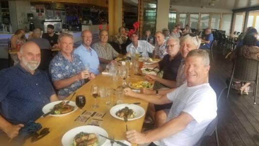 OTVA Tweed Valley Christmas Group 2020