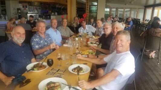 OTVA Tweed Valley Christmas Group 2020