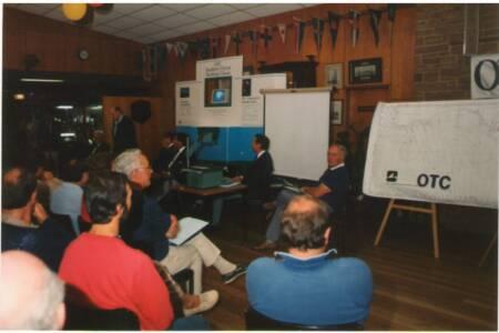 SOYC-002 Briefing in Hobart