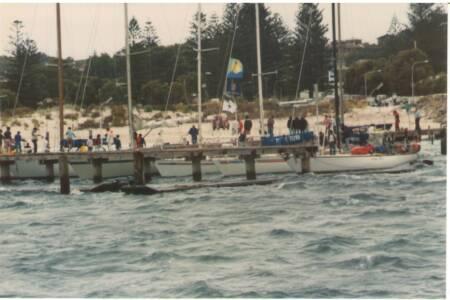 SOYC-044 Prestart Esperence to Perth 21-1-1987