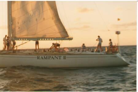 SOYC-056 Rampant II arrives