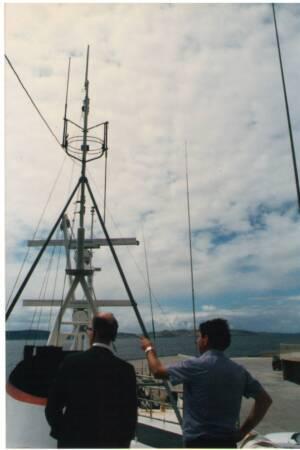 SOYC-074 Antennas on Merindah Pearl (1)