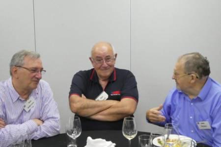 Sydney Reunion Nov 2019 Bob Robert John