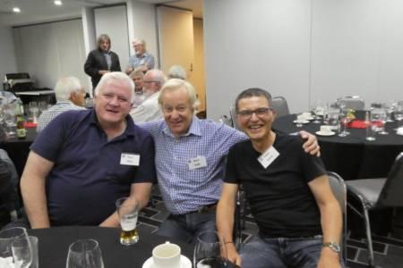 Sydney Reunion Nov 2019 Steve David Vince