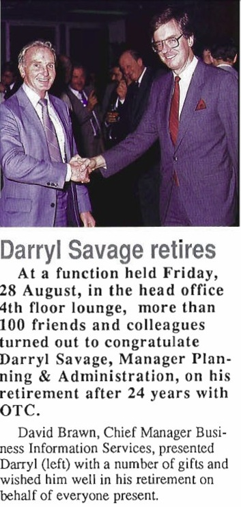 Darrel Savage