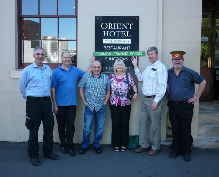 OTTS Reunion October 2014