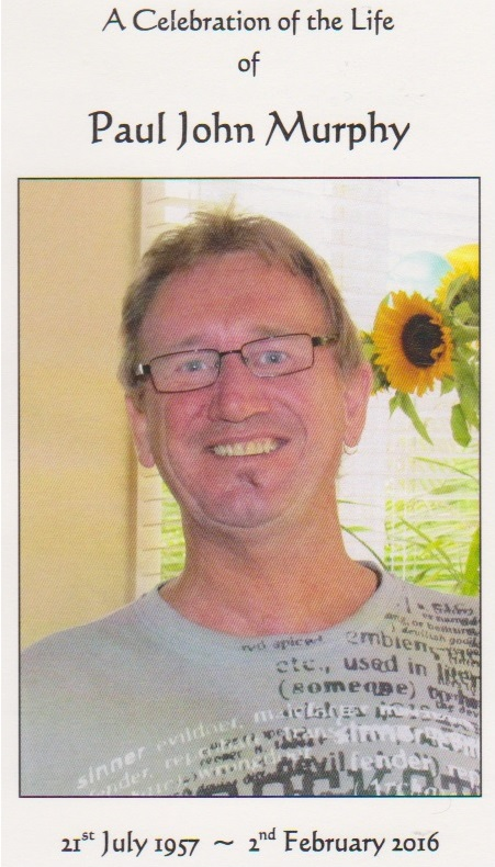 Paul John Murphy