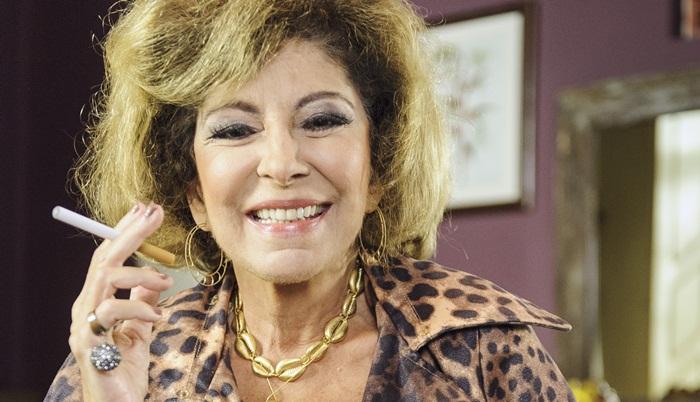 Darlene (Marília Pêra) (Foto: Globo/Caiuá Franco)