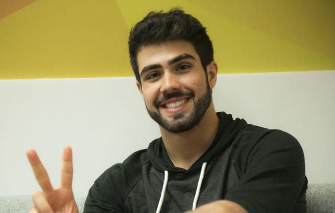 """Juliano Laham, que fez participação no """"BBB 16"""" (Foto: Raphael Dias/ Gshow)"""