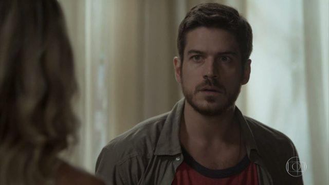 """Zeca (Marco Pigossi) em cena de """"A Força do Querer"""" (Foto: Reprodução/Globo)"""