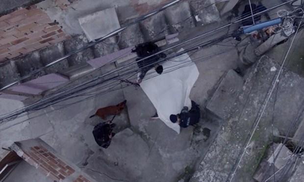 """Rubinho morto no último capítulo de """"A Força do Querer"""" (Foto: Divulgação/Globo)"""
