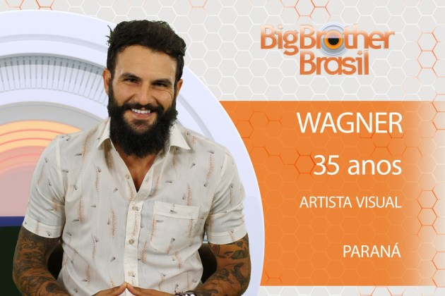O brother Wagner (Foto Gshow)