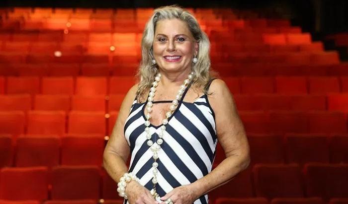 Vera Fischer integra elenco da atual temporada de Malhação. (Foto: Divulgação)