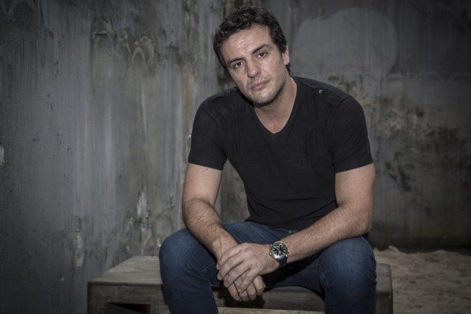 O ator Rodrigo Lombardi (Foto: Fábio Rocha/Gshow)