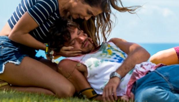 Beto (Emilio Dantas) em cena de Segundo Sol (Foto: Globo/João Cotta)