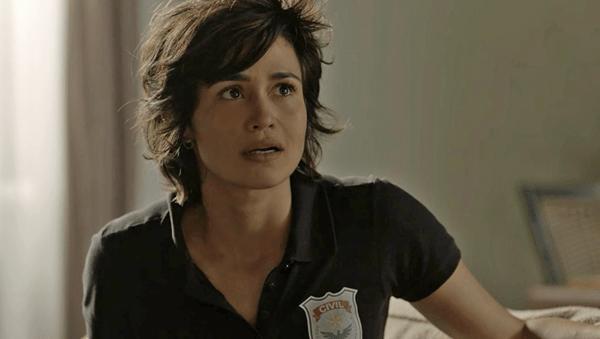 Atriz surpresa em cena na novela Segundo Sol